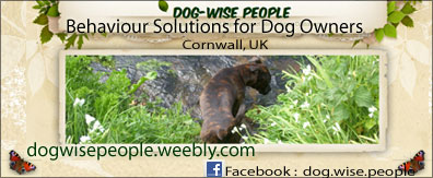 Dog Wise People ~ Behaviour Solutions for Dog Owners in Cornwall, UK